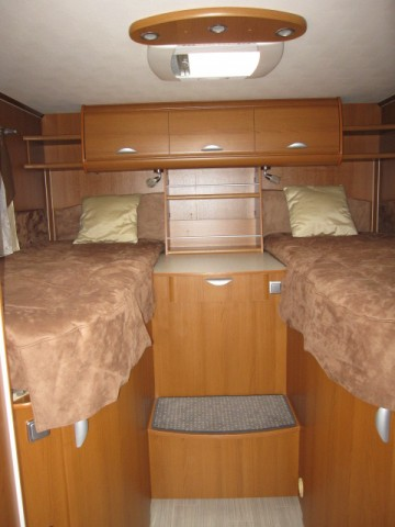 Camping car lits jumeaux occasion auto moto - Camping car lit jumeaux occasion ...